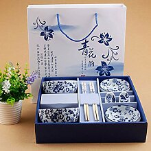 Chinesische Tafelgeschirr chinesischer Stil