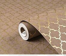 Chinesische Tapete Tapete Wohnzimmer Wände für Wallpaper klassische Tapete in der Studie Hotel Vlies Tapete-A