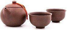 Chinesische Teekanne aus hochwertigem Yixing Ton