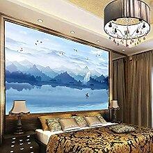 Chinesische Tuschemalerei Landschaftspapier