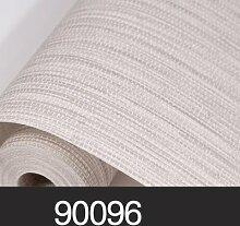 Chinesische Vliestapeten vertikale Streifen imitation Leinenstruktur Stroh modernen minimalistischen Wohnzimmer Schlafzimmer Büro Hotel Tapeten, F