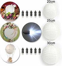 Chinesischen Lampion Lampenschirm aus Papier