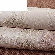 chinesischer Garten Tapete/Schlafzimmer Wohnzimmer Hintergrund in der Studie der Umweltschutz/Vliestapete-C