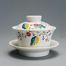 Chinesisches Porzellan-Teezeremonie-Set,