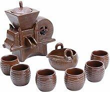 Chinesisches Tee-Set Hochwertiges Porzellan
