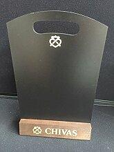 Chivas Regal Whisky, Menu Board, Cafe Zeichen, Home Bar Pub
