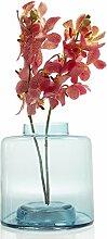 Chive Große Vase, Stack, hellblau