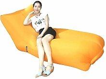 CHLIGHT Aufblasbares Sofa Tragbares