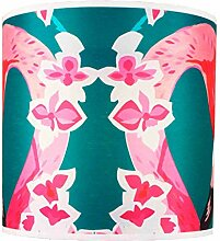 Chloe Croft London Flamingos und Blumen