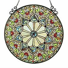 Chloe Sonnenblumen-Fensterplatte, 59,7 cm,