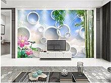 Chlwx 3D Wallpaper Custom 3D Wandbild Tapeten