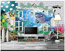 Chlwx 3D Wallpaper Wandbilder Benutzerdefinierte