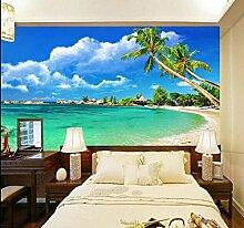 Chlwx 400cmX280cm (157.5inX110.228in) Wohnzimmer Hintergrund Tapete Wallpaper Landschaf