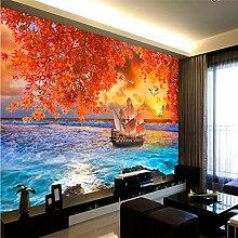 Chlwx Benutzerdefinierte Fresco Hintergrundbild