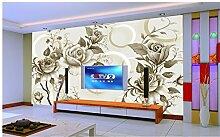 Chlwx Custom 3D Wallpaper Für Wände 3D