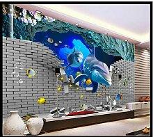 Chlwx Hochwertige Wettbewerbsfähigen Preis Hot Sale Neues Design Wholesale Custom 3D Wandbilder Blume Lilie Einstellung Wanddekoration Tapete 200Cmx150Cm