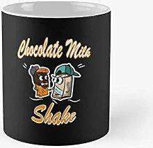 Chocolate Milk Shake Classic Mug