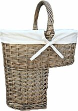 Choice Baskets Antique Wash Treppe fertig Korb mit