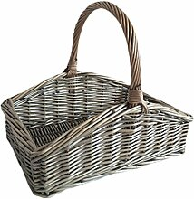 Choice Baskets Große Slope-seitige Antique Wash