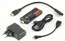 CHOULI MK809IV Mini PC Smart TV Box Stick Android