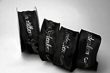 Christa-Bänder Trauerband In Stillem Gedenken