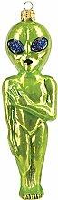 Christbaumschmuck Figuren ( Alien 11cm )