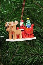 Christbaumschmuck Weihnachtsmann im