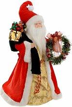 Christbaumspitze Santa Die Saisontruhe