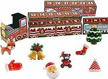 Christmas Advent Calendar 2020,North Pole Advent