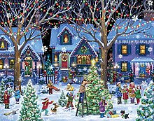 Christmas Cheer Adventskalender (Countdown bis