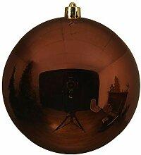 Christmas-Decorations Weihnachtskugel Kunststoff