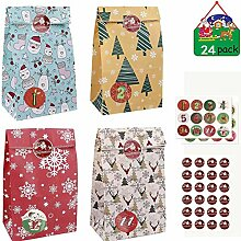 Christmas Goody Bags Holiday Design Geschenk