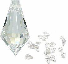 Christoph Palme Leuchten Kristall Spitze Länge