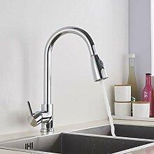 Chrom herausziehen Küchenspüle Wasserhahn