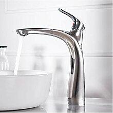 Chrom Waschbecken Wasserhahn Messing Mixer