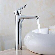 Chrom Wasserhahn Waschbecken Wasserhahn