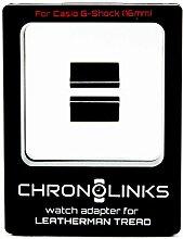 ChronoLinks Uhradapter schwarz für Leatherman