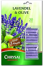 Chrysal Lavendel & Olive Düngestäbchen 20 Stück
