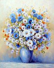 Chrysantheme Diamant Malerei 5D DIY Voll Blume