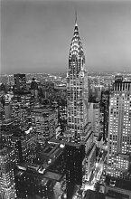Chrysler Building // Fototapete Xl 115 x 175 cm //