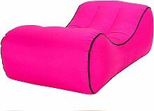 CHshe®--Aufblasbare Liege, Premium Air Sofa Mit