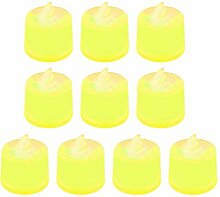 chtdz Kreative batteriebetriebene LED Kerze