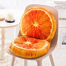 CHUAN Stuhlkissen,Büro Stuhl Kissen Kissen 3D