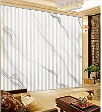 CHUANGLIANGE Vorhang-Dekorations weißer