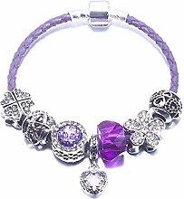 ChuangYing Armband, Perlen DIY Glas Legierung