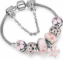 ChuangYing Glas Kristall Legierung Perlen Perlen