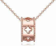 ChuangYing Kristall Halskette Korean Edition