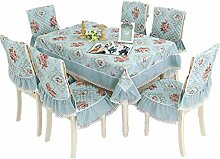 ChuangYing Lace Tuch rechteckigen Tisch Tischdecke