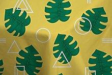 ChuangYing Personalisierte grünes Blatt drucken