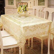 ChuangYing Tabelle Tuch Nachahmung Lace Home